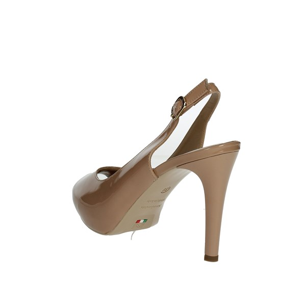 Nero Giardini Shoes Sandals Beige P805415DE 626