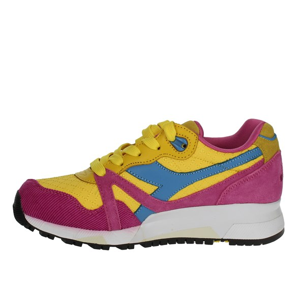 Diadora Shoes Sneakers Yellow 501.171098