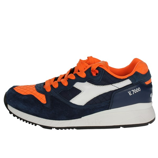Diadora Shoes Sneakers Blue/Orange 501.170951