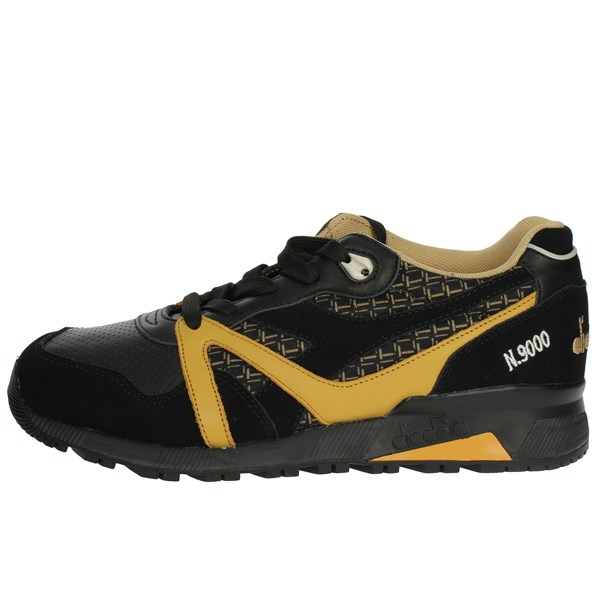 Diadora Shoes Sneakers Black 501.170953