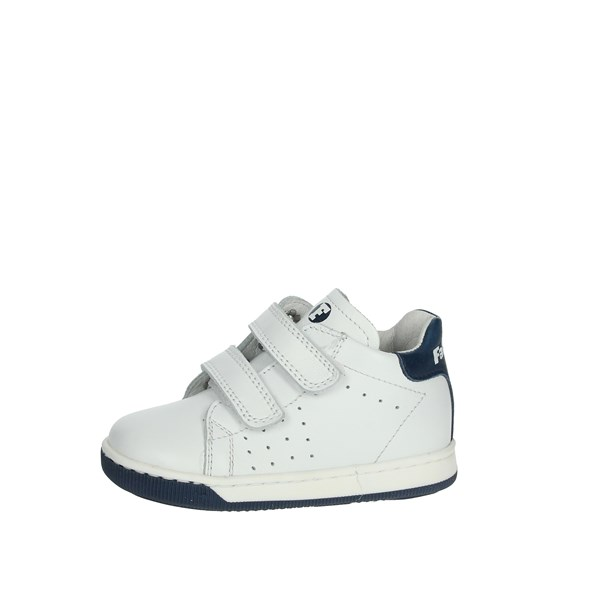 Falcotto Shoes Sneakers White/Blue 0012012363.01.9101