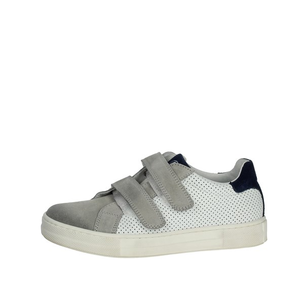 Naturino Shoes Sneakers White/Grey 0012012189.01.9101