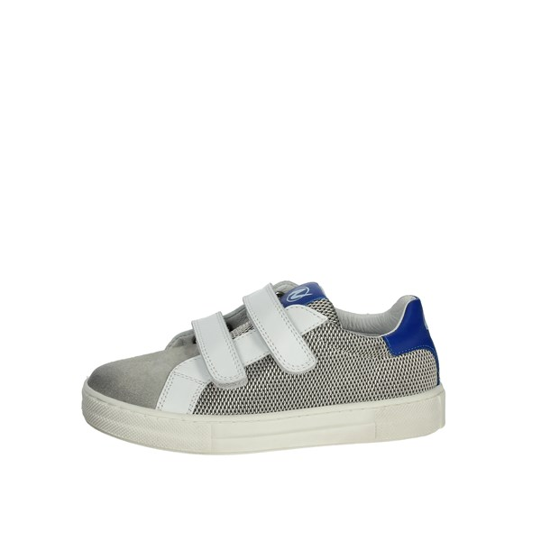 Naturino Shoes Sneakers White/Grey 0012012189.04.9131