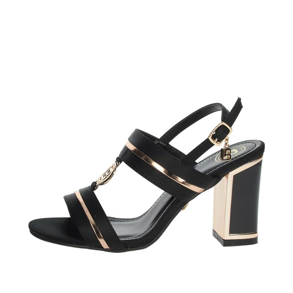 Laura Biagiotti Shoes Sandals Black 5518