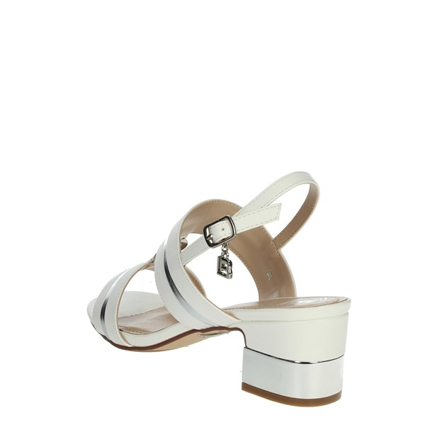 Laura Biagiotti Shoes Sandals White 5506