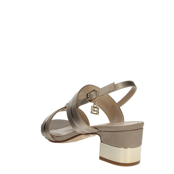 Laura Biagiotti Shoes Sandals Bronze  5506