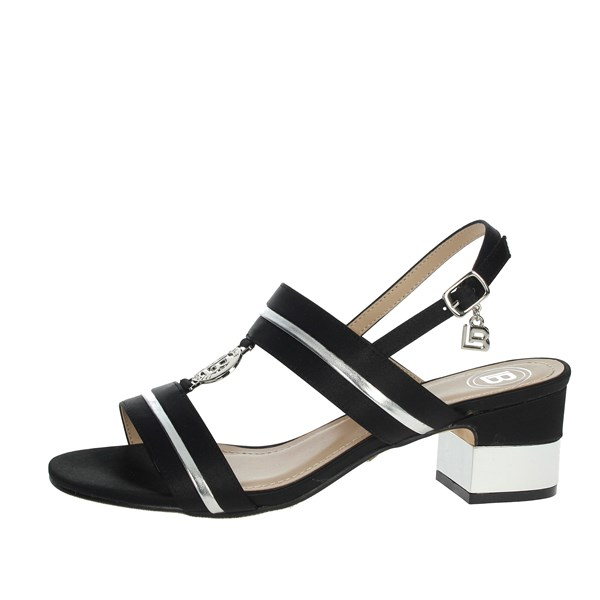 Laura Biagiotti Shoes Sandals Black 5506