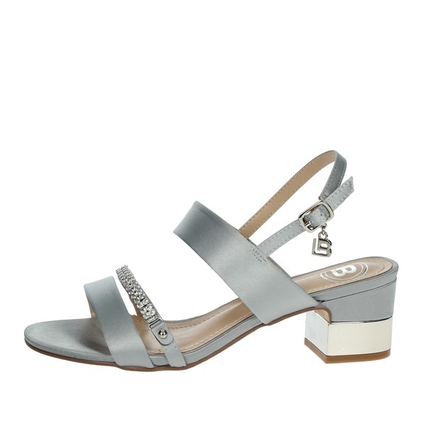 Laura Biagiotti Shoes Sandals Silver 5507