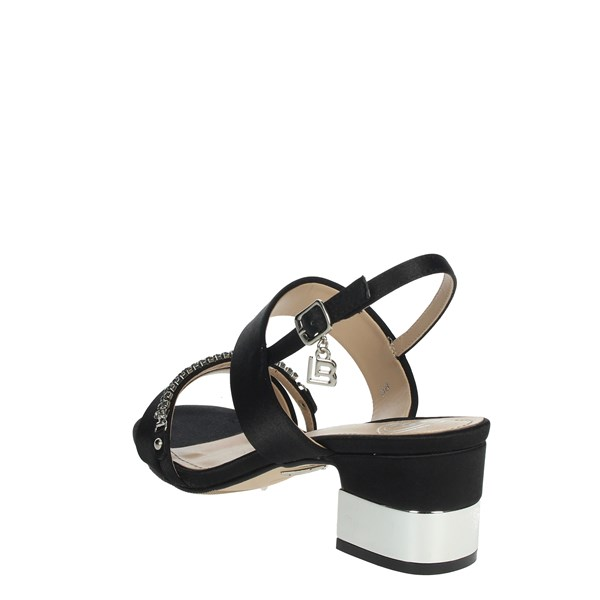 Laura Biagiotti Shoes Sandals Black 5507