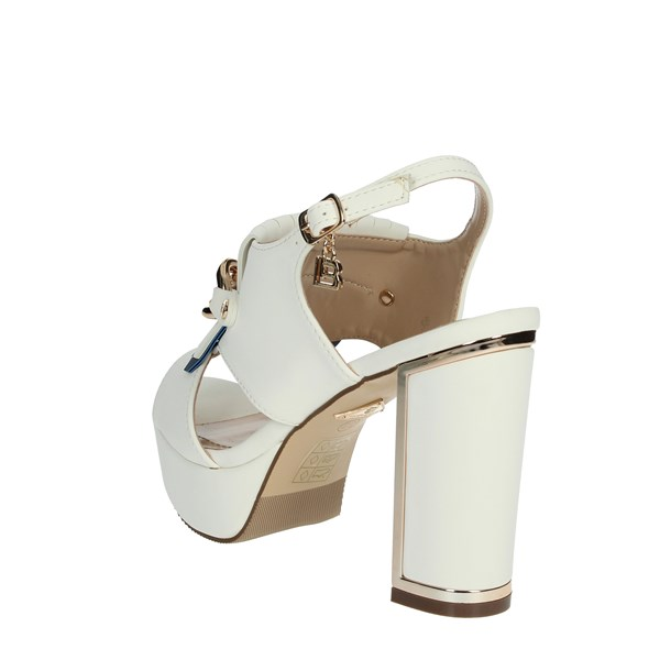 Laura Biagiotti Shoes Sandals White 5475