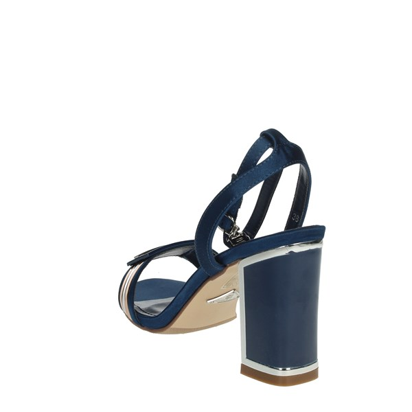 <Laura Biagiotti Shoes Sandals Blue 5519