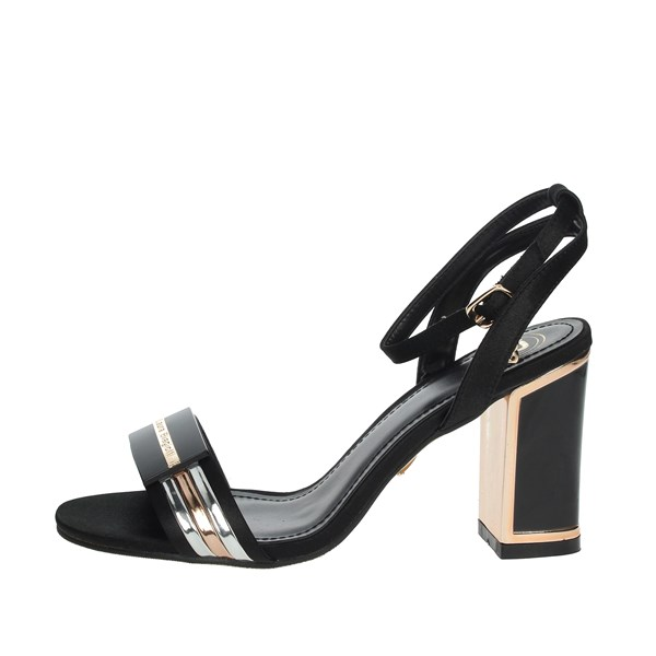 Laura Biagiotti Shoes Sandals Black 5519