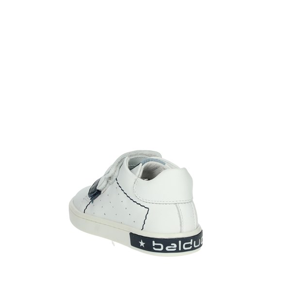 <Balducci Shoes Sneakers White/Blue MSPORT3009