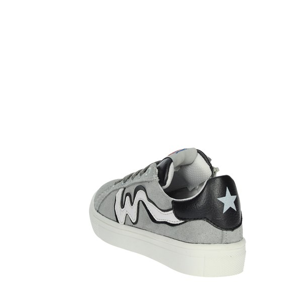 <Balducci Shoes Sneakers Grey BS524