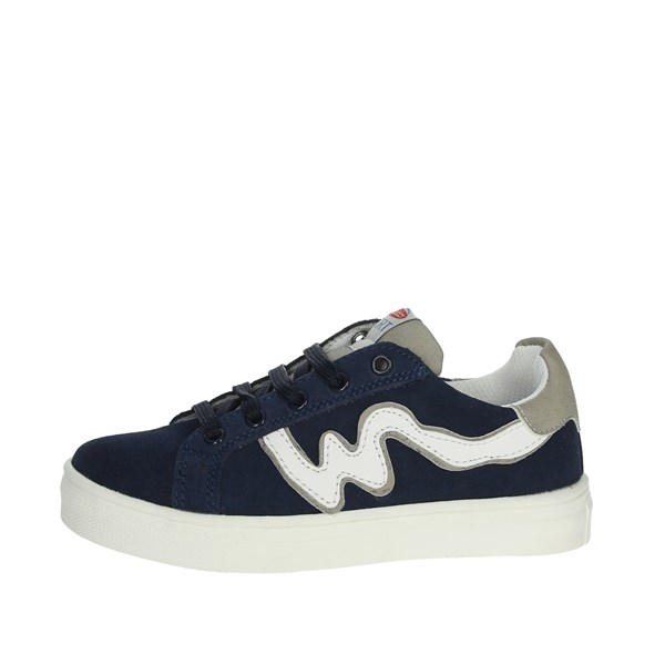 Balducci Shoes Sneakers Blue BS524