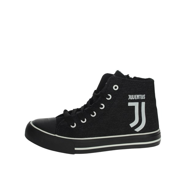 Juventus Shoes Sneakers Black S19016