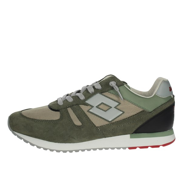 Lotto Leggenda Shoes Sneakers Dark Green L58233