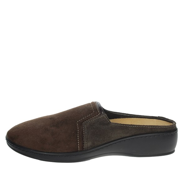 Sanagens Shoes slippers Brown INDOOR