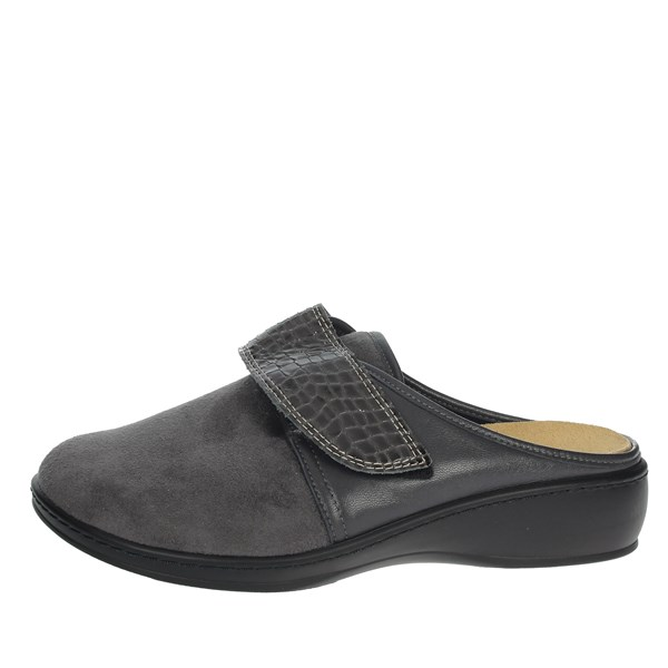Sanagens Shoes slippers Grey INDOOR