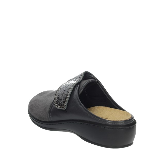 <Sanagens Shoes slippers Grey INDOOR