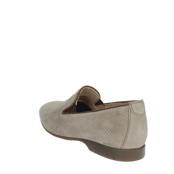 Baerchi Shoes Moccasin Beige 2301