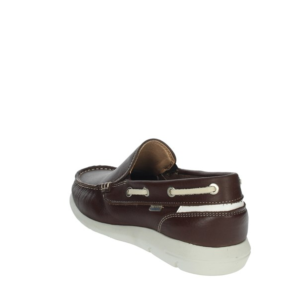 Baerchi Shoes Moccasin Brown 7951