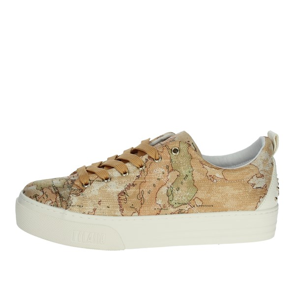 1 Classe Shoes Sneakers Beige 0200/0211/X804