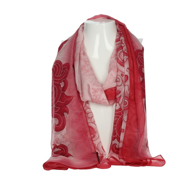 1 Classe Accessories Pashmina Red K 3578