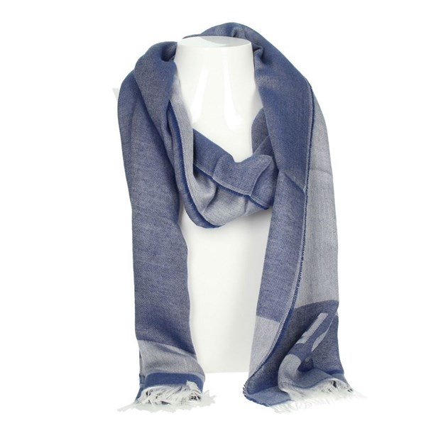 1 Classe Accessories Pashmina Blue K 2148