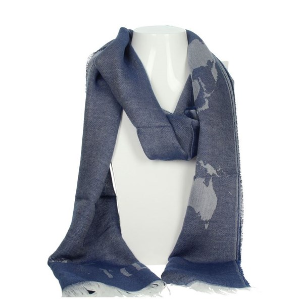 1 Classe Accessories Pashmina Blue K 1948