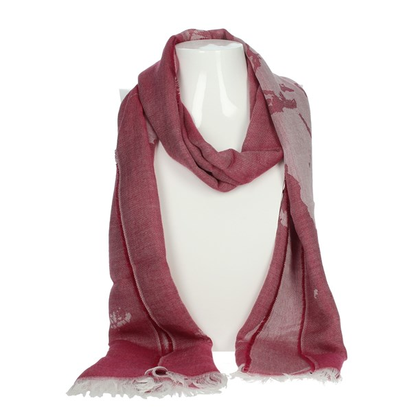 1 Classe Accessories Pashmina Red K 1948