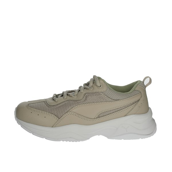 Puma Shoes Sneakers Beige CILIA