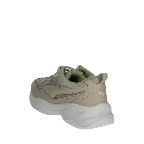 <Puma Shoes Sneakers Beige CILIA