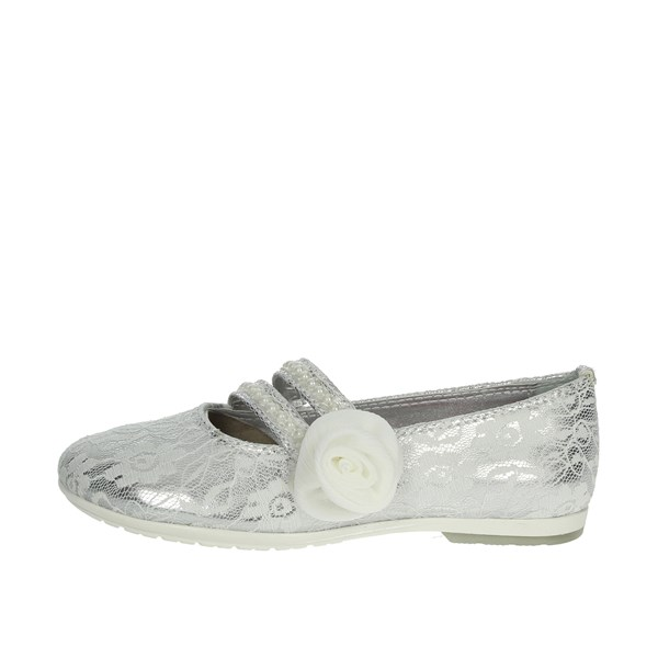 Asso Shoes Dancers Silver AG-517