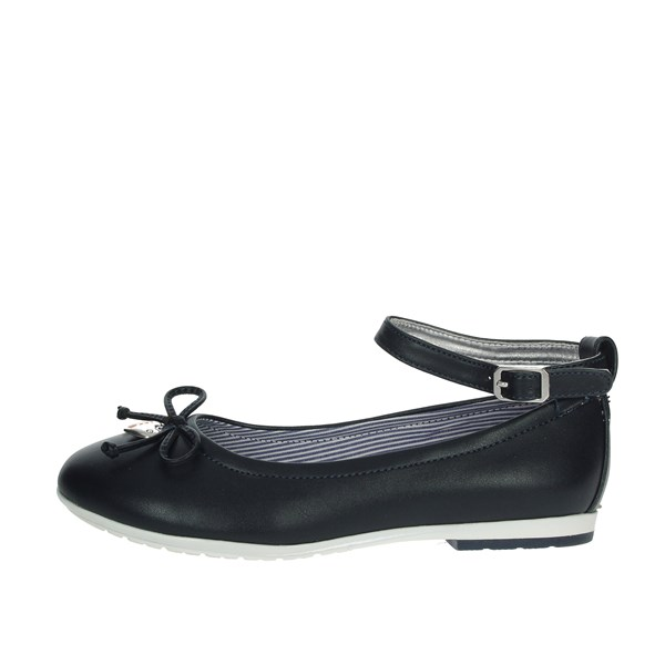 Asso Shoes Ballet Flats Blue AG-501