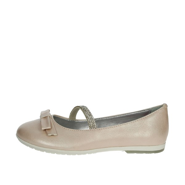 Asso Shoes Ballet Flats Light dusty pink AG-508