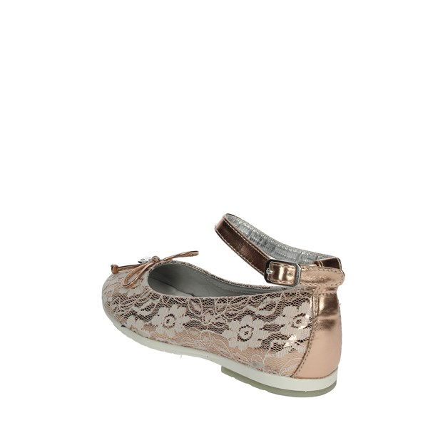 Asso Shoes Ballet Flats Light dusty pink AG-514