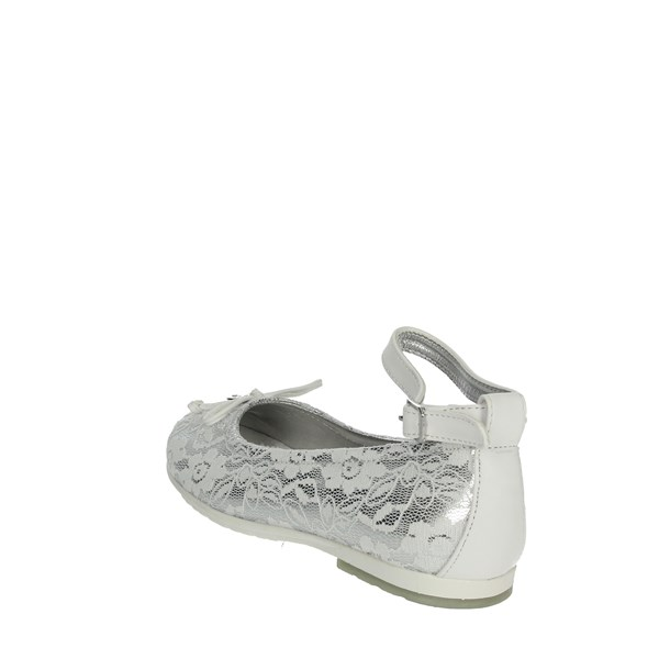 Asso Shoes Dancers Silver AG-514