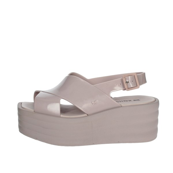Zaxy Shoes Sandals Light dusty pink 17367