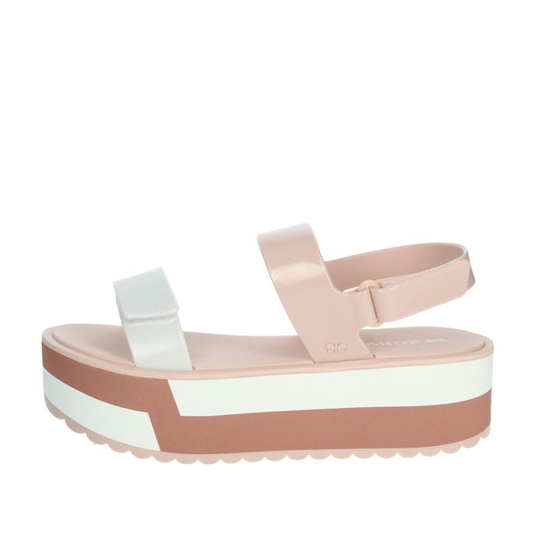 Zaxy Shoes Sandals Light dusty pink 17525