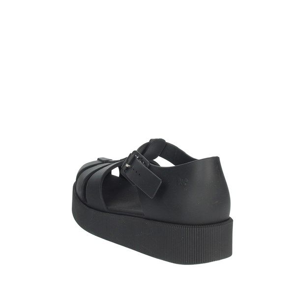 Zaxy Shoes Sandals Black 82441