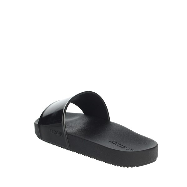 Zaxy Shoes slippers Black 17333