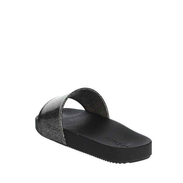 Zaxy Shoes slippers Black 82440