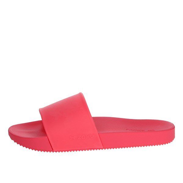 Zaxy Shoes slippers Fuchsia 17333