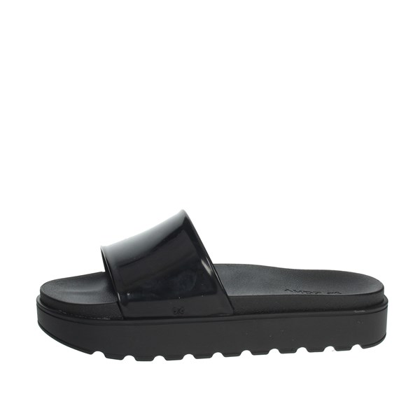 Zaxy Shoes slippers Black 17362