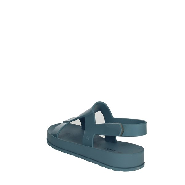 Zaxy Shoes Sandals Sky-blue 17368