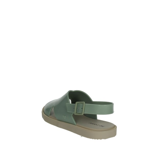 Zaxy Shoes Sandals Green 17360