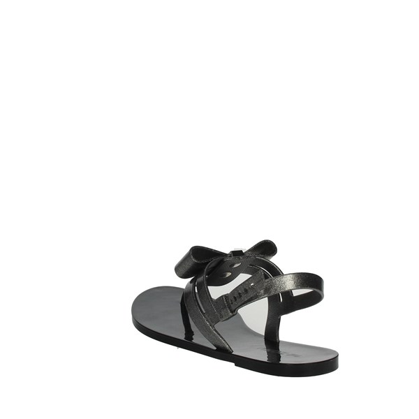 Zaxy Shoes Sandals Black 17201