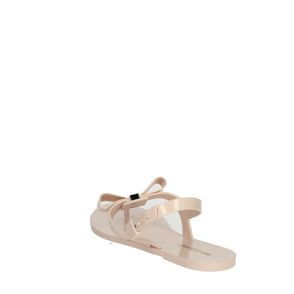 Zaxy Shoes Sandals Light dusty pink 17201