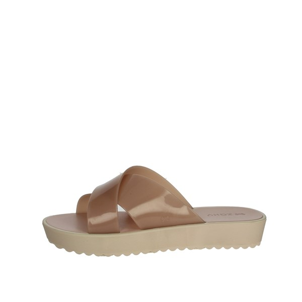 Zaxy Shoes slippers Light dusty pink 17504
